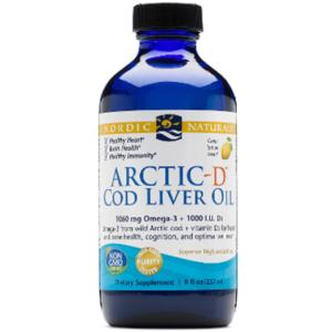 Arctic-D Cod Liver Oil
