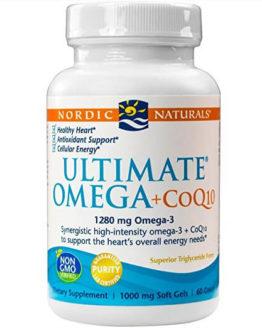 Ultimate Omega CoQ10