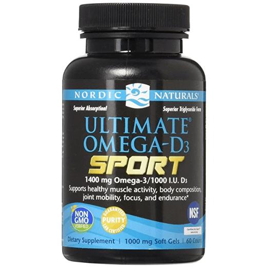 Utimate Omega-D3 Sport