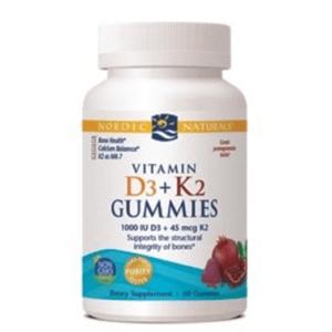 Vitamin D3-K2 Gummies