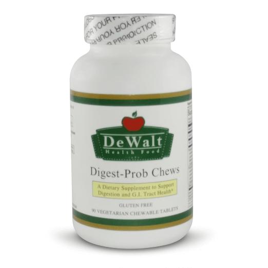 Digest Prob Chews