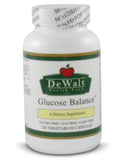 Glucose Balance 120