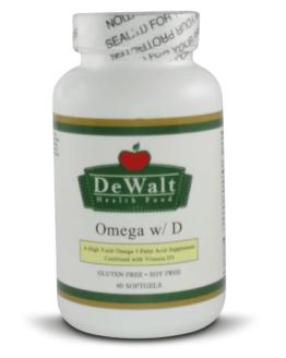 Omega w/D